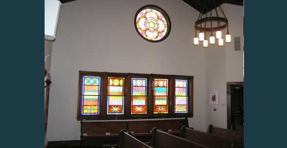 Wells Presbyterian Church in Avalon, NJ