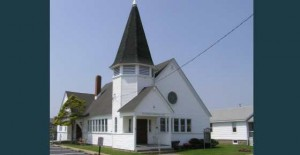 Wells Presbyterian Church at the Shore, Avalon, NJ