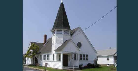 Wells Presbyterian Church at the Shore, Avalon, NJ